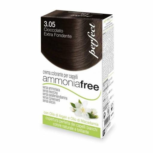 Castaño oscuro chocolate 3.05 - Tinte Perfect ammonia free