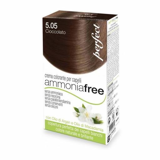 Chocolate 5.05 - Tinte Perfect ammonia free [0]