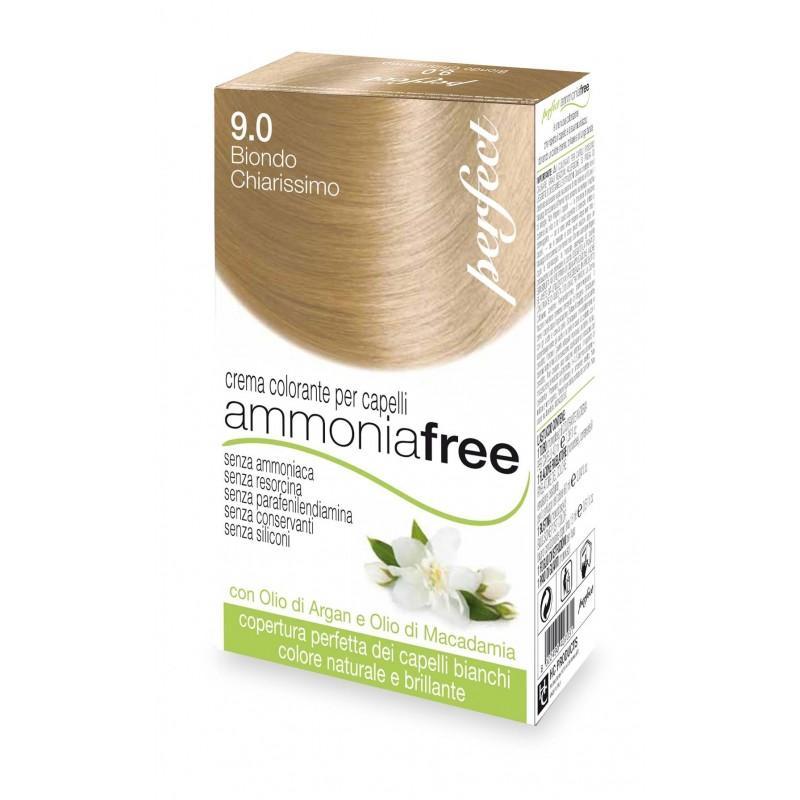Rubio muy claro 9.0 - Tinte Perfect ammonia free