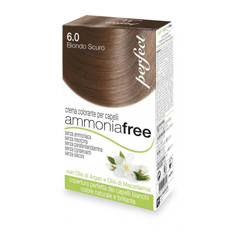 Rubio oscuro 6.0 - Tinte Perfect ammonia free