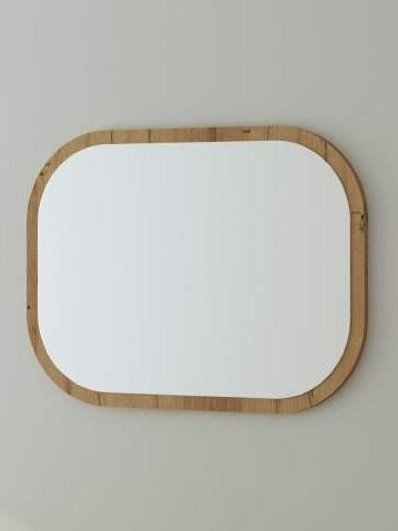 ESPEJO DE PARED OVAL ROBLE 1