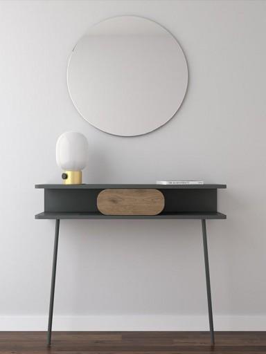 Espejo de pared redondo Soft [2]
