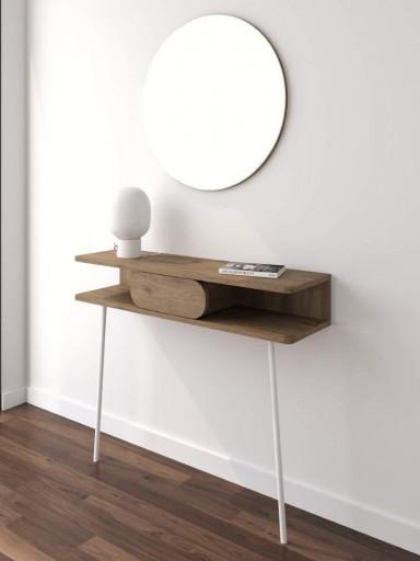 Espejo de pared redondo Soft [3]