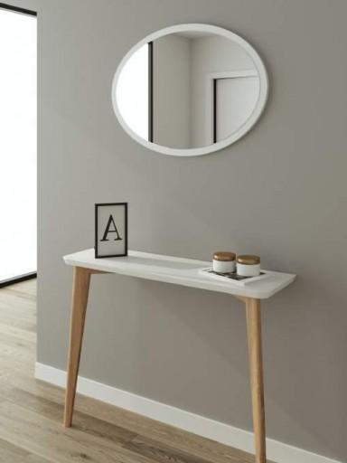 Espejo de pared Elipse Lacado [2]