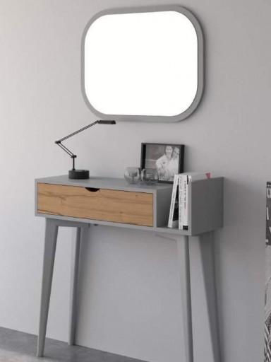Espejo de pared Oval Lacado [2]