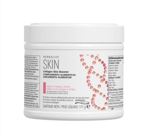 Collagen Skin Booster - Fresa y limón - 171 g