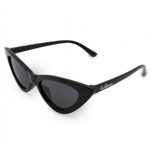 Gafas cat eye negras
