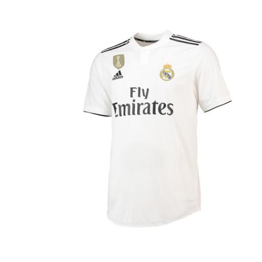 Camiseta de la 1ª equipación del Real Madrid 2018-19 CG0550 [2]