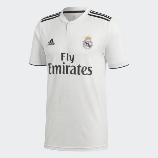 Camiseta junior Real Madrid 1ª equipacion CG0552