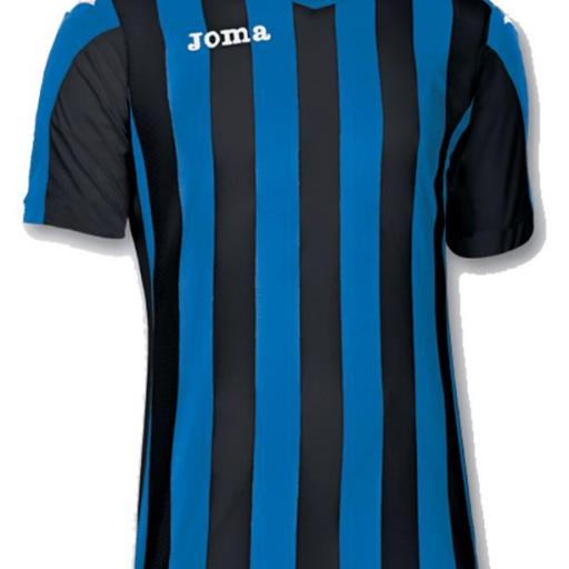 CAMISETA COPA ROYAL-NEGRO