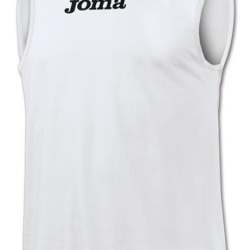 Camiseta Joma Combi Vest 100286.200 Pack 10 Camisetas