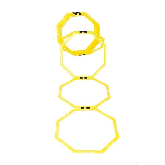 Escaleras de Velocidad de y agilidad Hexagonal