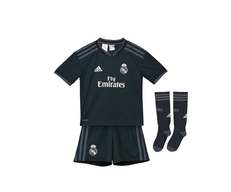 2ª Equipación del Real Madrid 2018-19 para niños CG0569