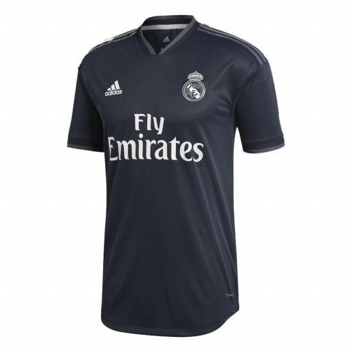 Camiseta de la 2ª equipación del Real Madrid 2018 19 CG0534