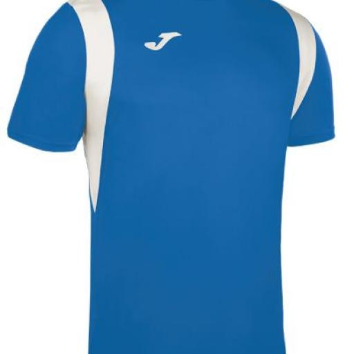 CAMISETA DINAMO ROYAL M/C 100446.700