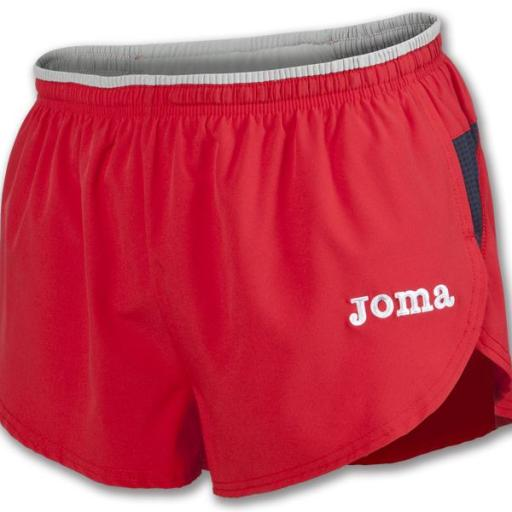 SHORT ELITE V ROJO 100395.611 [0]