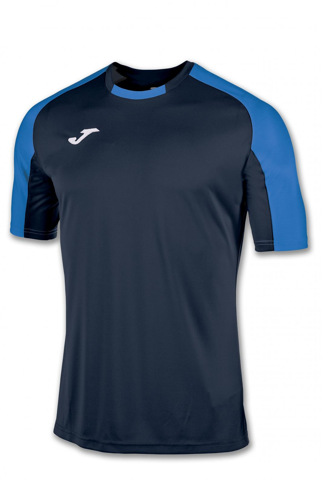 CAMISETA JOMA ESSENTIAL MARINO ROYAL 101105.307