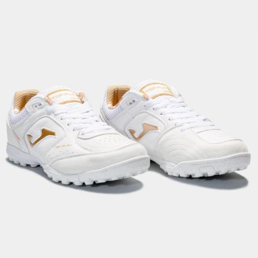 TOP FLEX 902 BLANCO-ORO TURF TOPS.902.TF MULTITACO