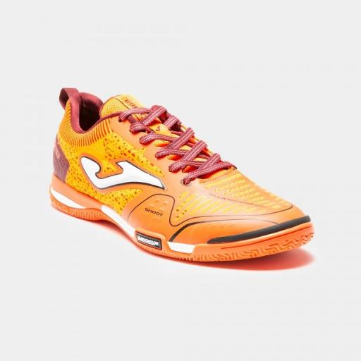 ZAPATILLA JOMA MICHELIN - TACTICO 908 NARANJA INDOOR TACTW.908.IN [1]
