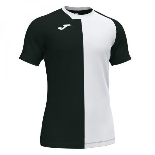 CAMISETA CITY NEGRO-BLANCO M/C 101546.102