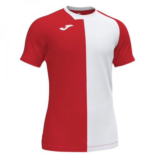 CAMISETA CITY ROJO-BLANCO M/C 101546.602