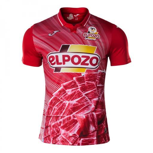 Camiseta El Pozo Murcia 1ª equipacion M/C PZ.101011.20