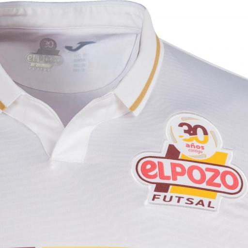 Camiseta El Pozo Murcia 2ª equipacion M/C PZ.101011.20  [1]