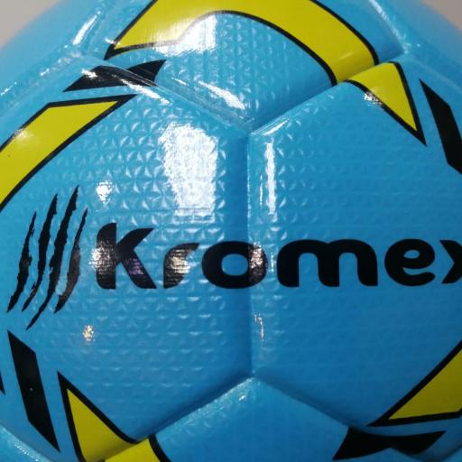 Balon Futbol Sala Kromex de 58 cm Azul [1]