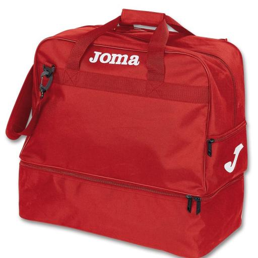BOLSA MEDIANA TRAINING III ROJO 400006.600