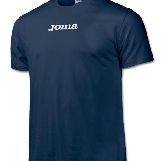 Camiseta Joma Combi Basic 941.10,002 Pack 10 Camisetas