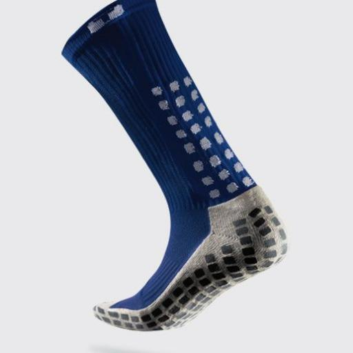 TRUSOX MEDIA CAÑA AZUL ROYAL