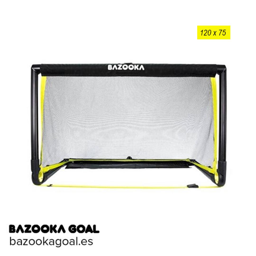 Portería Plegable BazookaGoal 120x75