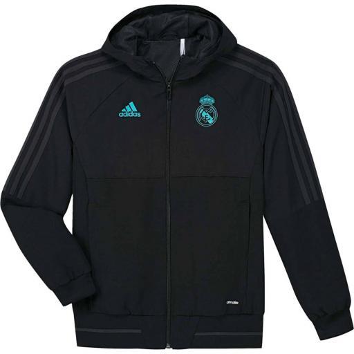 chaqueta real madrid junior BQ7876