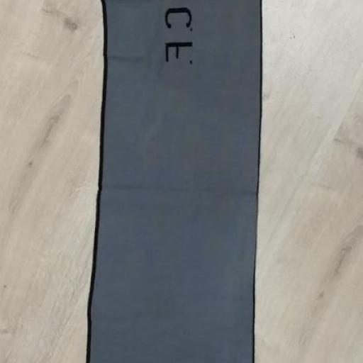 Bufanda del Real Madrid señorial negra gris 370440 [1]