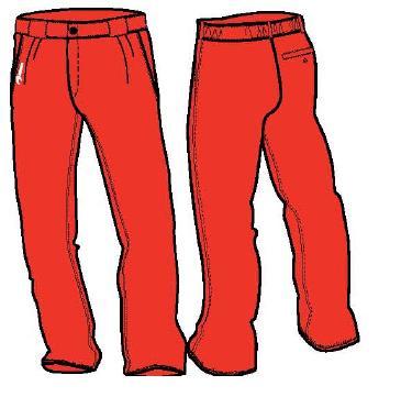Pantalón Pelotari Profesional Astore