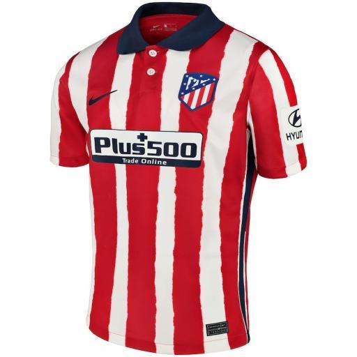 Camiseta de la 1ª equipación Stadium del Atlético de Madrid 2020-21 CD4224-612