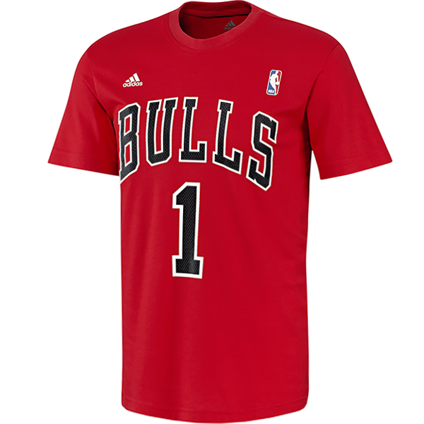 CAMISETA NBA ROSE CHICAGO BULLS G78858