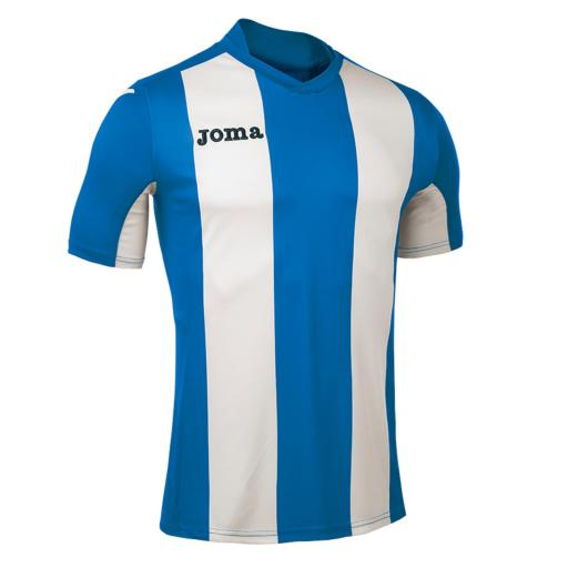 CAMISETA PISA V ROYAL-BLANCO M/C 100403.700 - M/L 100404.700