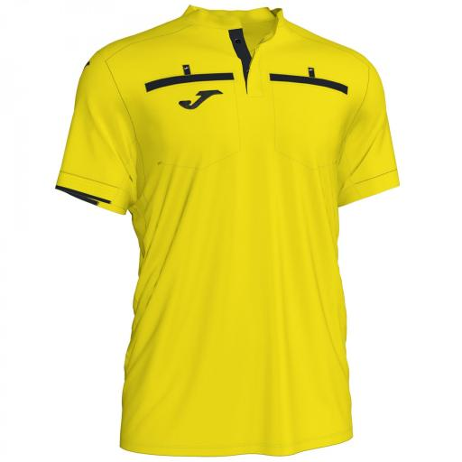 CAMISETA REFEREE AMARILLO FLUOR M/C 101299.061