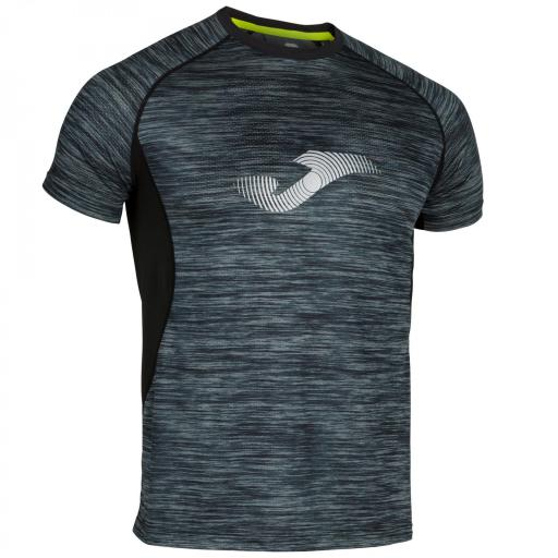 CAMISETA RUNNING NIGHT GRIS 101308.151