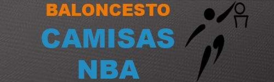 CAMISAS NBA BALONCESTO