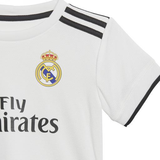 1ª Mini equipación del Real Madrid 2018-19 Ref CG0538 [2]