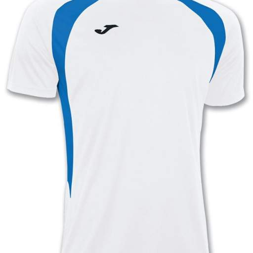 CAMISETA CHAMPION 3 BLANCO / ROYAL