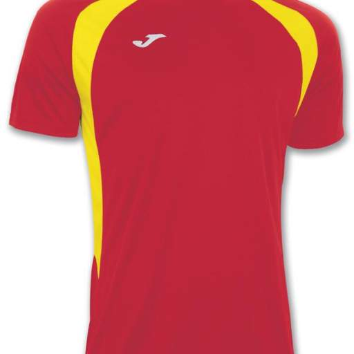 CAMISETA CHAMPION 3 ROJO / AMARILLO