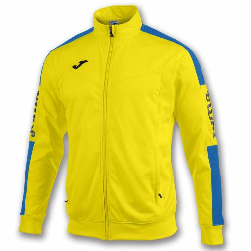 CHAQUETA CHAMPION IV AMARILLO-ROYAL 100687.907