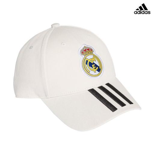 Gorra Real Madrid CY5600 blanca [1]