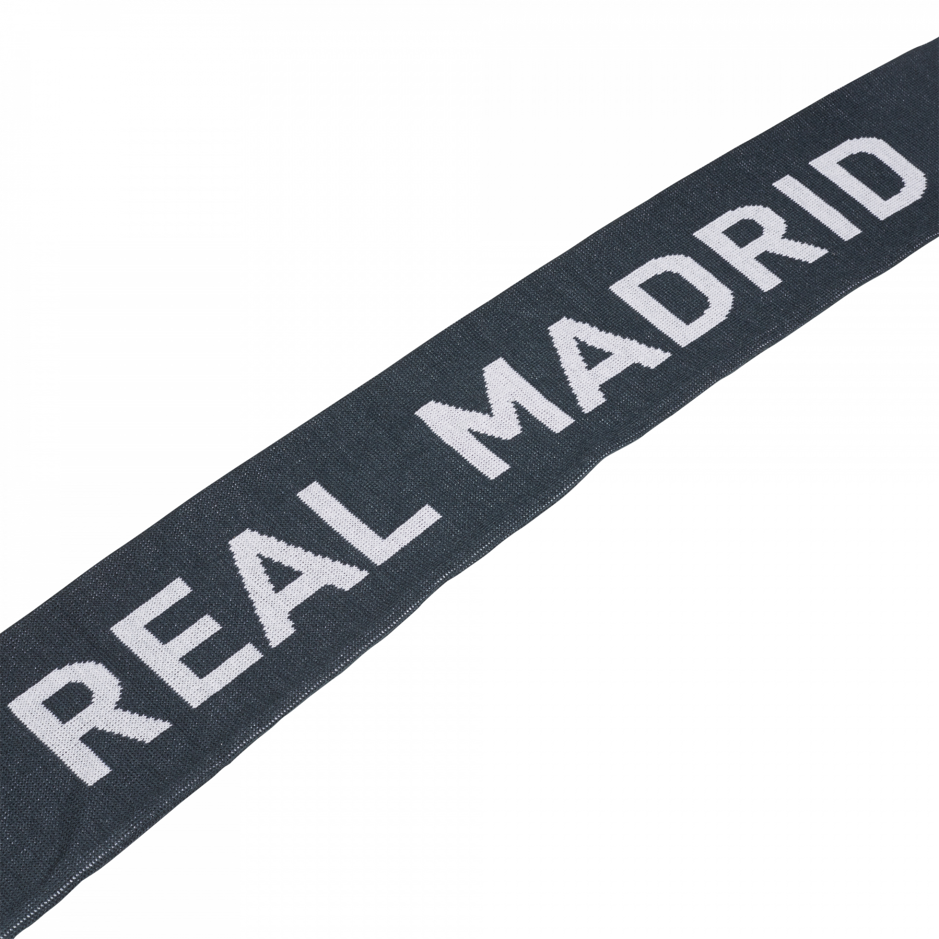 BUFANDA NEGRA REAL MADRID 1819 SCARF CY5603
