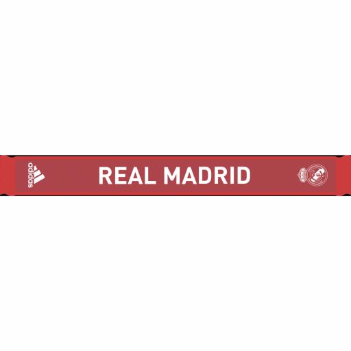 Bufanda Real Madrid roja cy5604