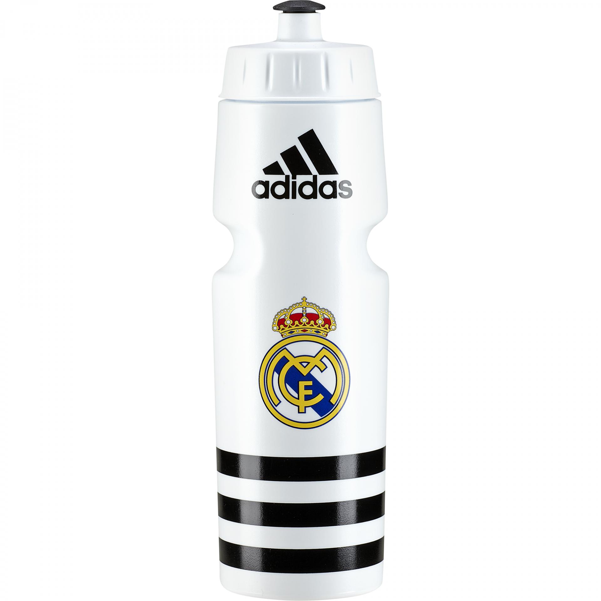 Botella de agua Real Madrid Blanco CY5617