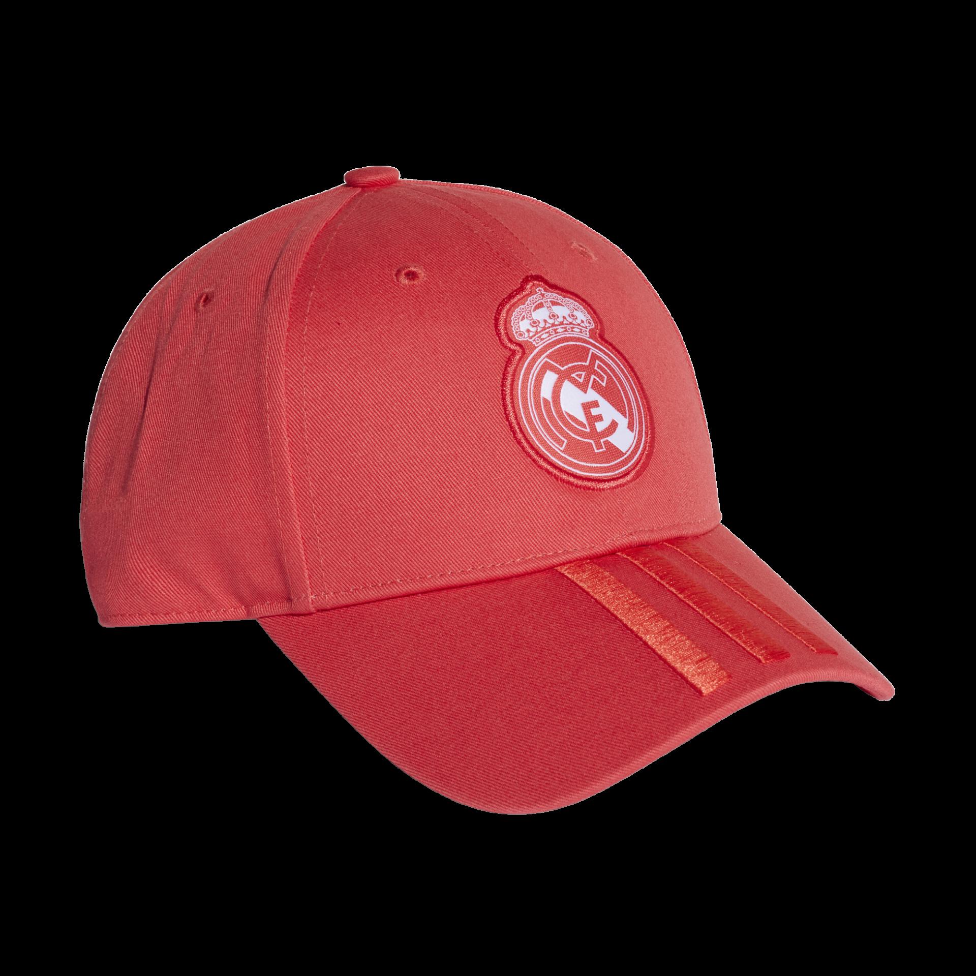 GORRA REAL MADRID ROJO CZ6101 REAL 3S CAP